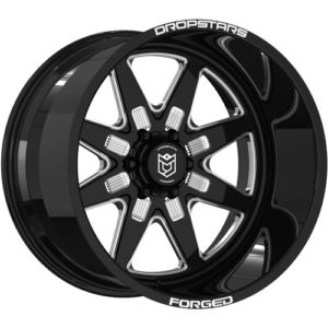 Dropstars F61BM1 Forged Wheels