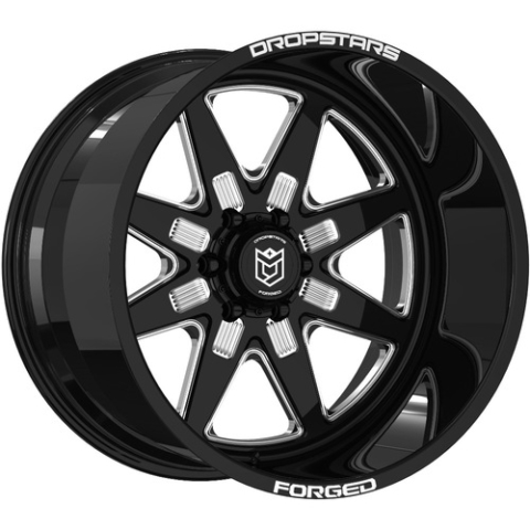 Dropstars Wheels F61BM1 Forged