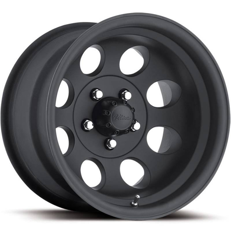 Ultra 164 Black Wheels
