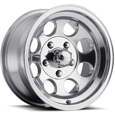 Ultra 164 Polished Wheels