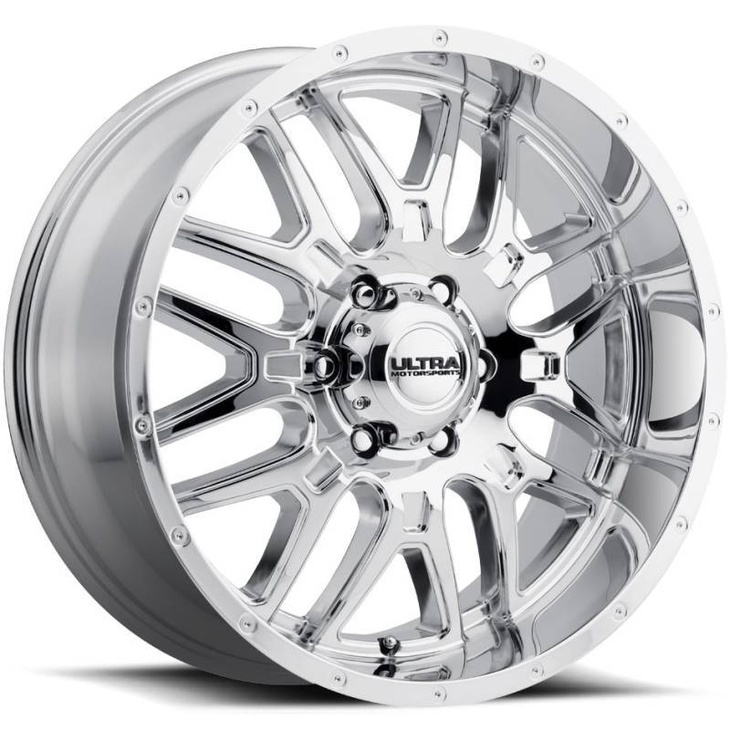 Ultra 203 Hunter Chrome Wheels