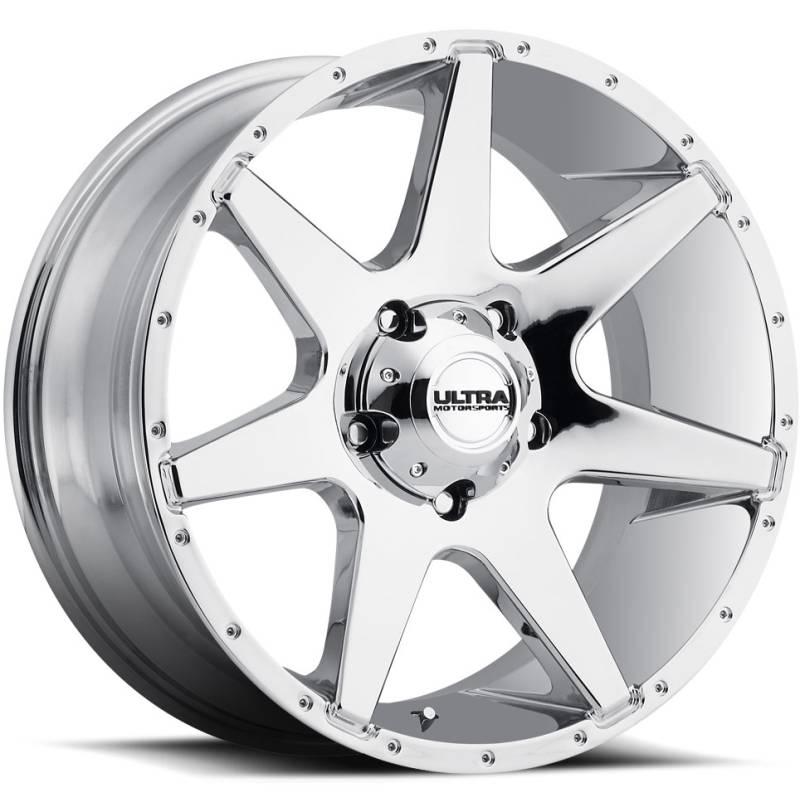 Ultra 205 Tempest Chrome Wheels