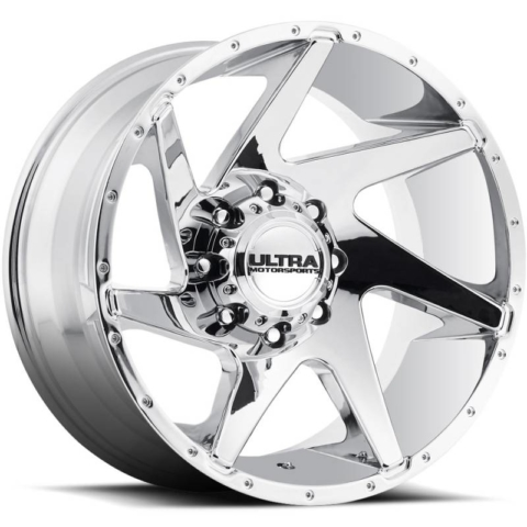 Ultra 206 Vortex Chrome Wheels