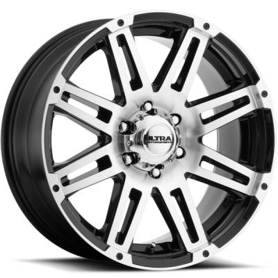 Ultra 226 Machine Diamond Cut Wheels