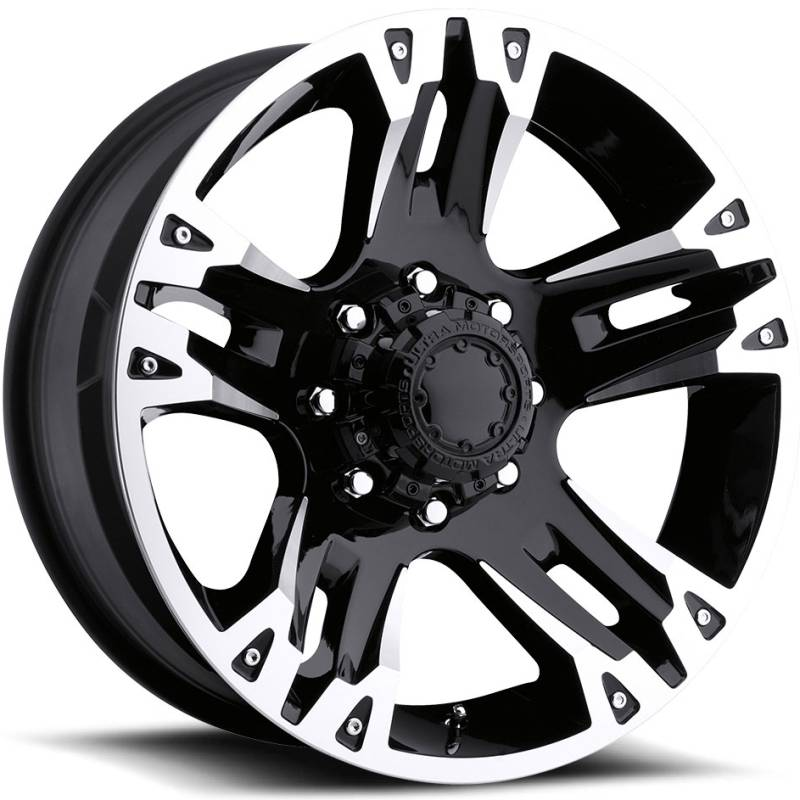 Ultra 234-235 Maverick Gloss Black Wheels