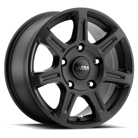 Ultra 450 Toil Satin Black Wheels