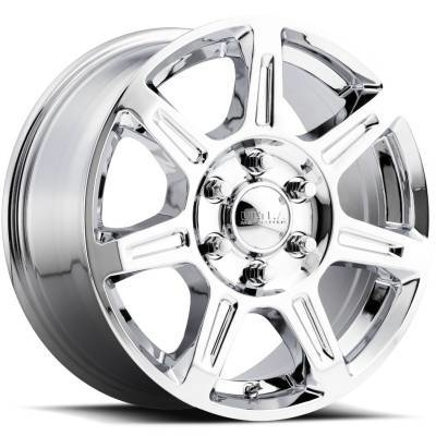 Ultra 450 Toil Chrome Wheels