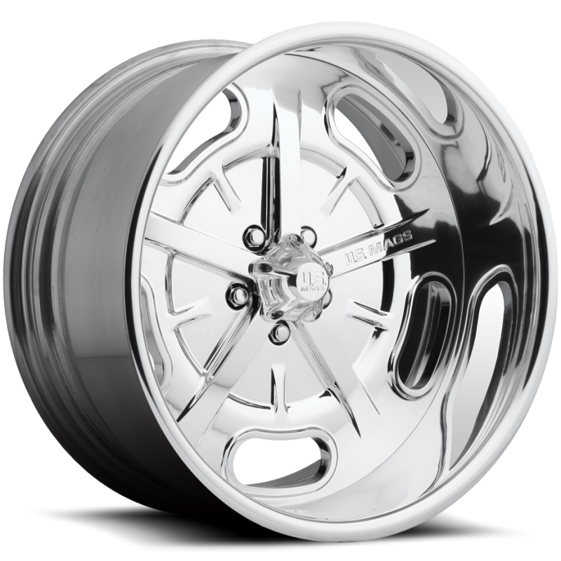 US Mags Bonneville Polished Wheels