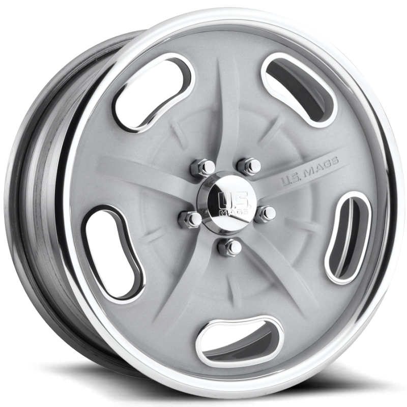 US Mags Bonneville Silver Wheels