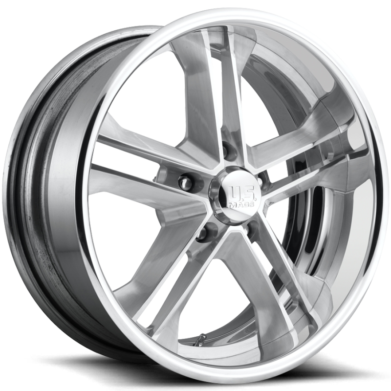 US Mags Coronado Brushed Wheels