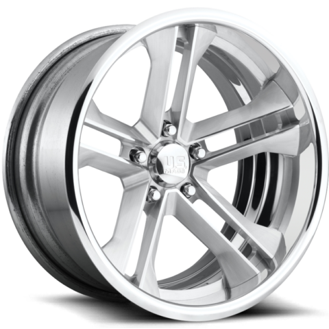 US Mags Coronado Concave Brushed Wheels