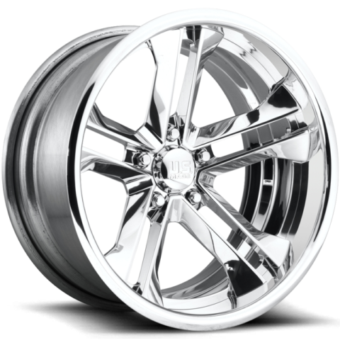 US Mags Coronado Concave Polished Wheels