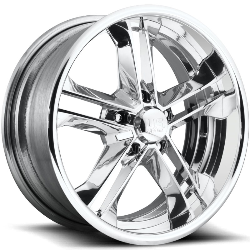 US Mags Coronado Polished Wheels