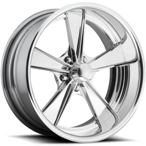 US Mags Dayton Polished Wheels