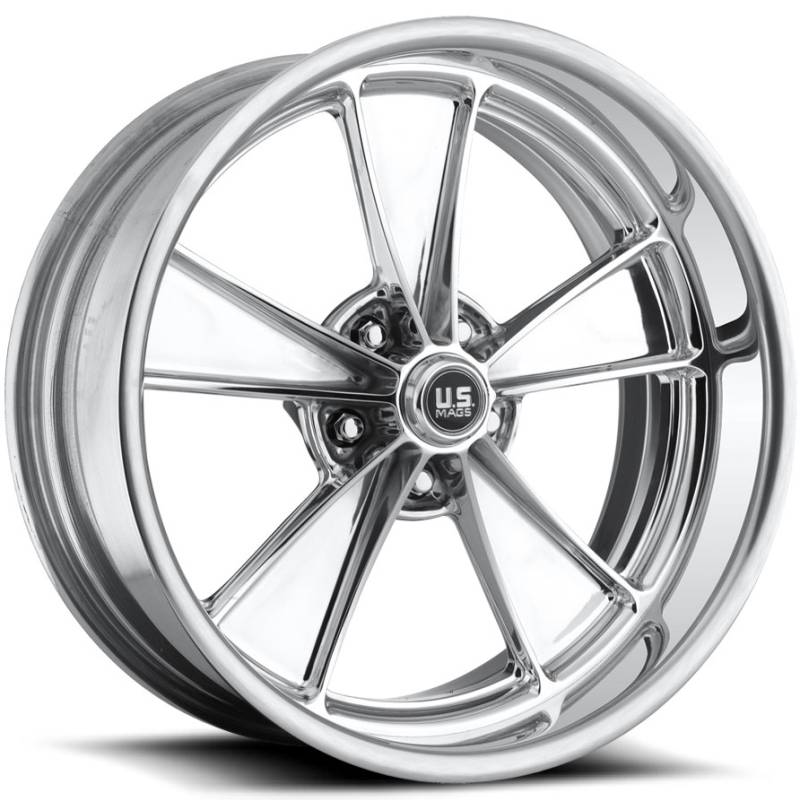 US Mags Daytona Polished Wheels