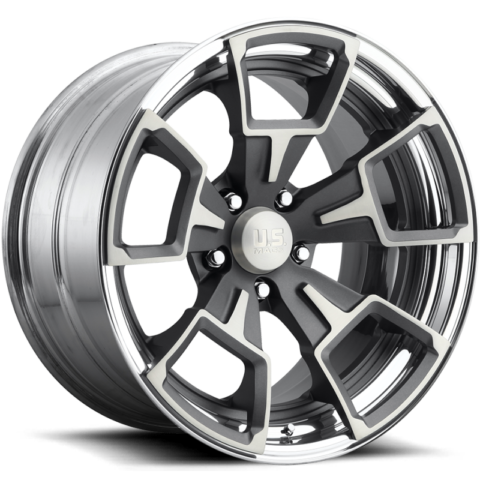 US Mags Down Draft Concave Wheels