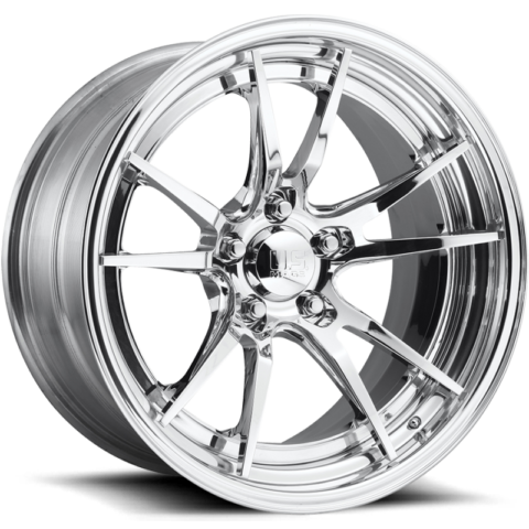 US Mags Grand Prix Concave Polished Wheels
