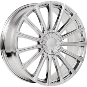 Velocity VW10 Chrome Wheels