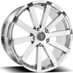 Velocity VW12A chrome Wheels