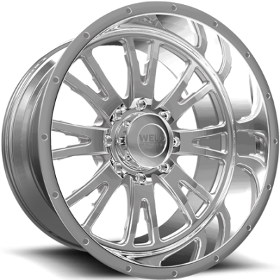 Weld Racing XT Slingblade Polished Wheels