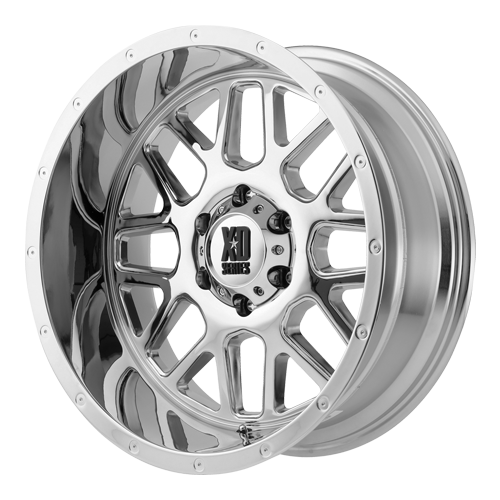 XD Series XD820 Chrome Wheels