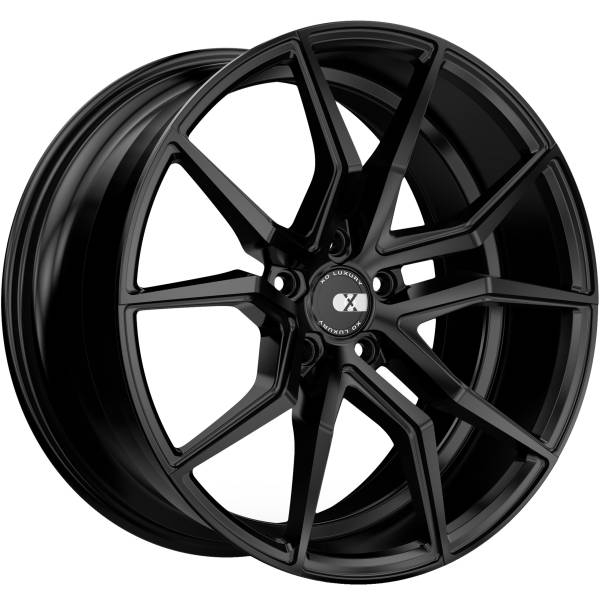 XO Wheels Verona Matte Black