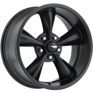 American Legend Streeter Black Wheels