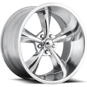 American Legend Streeter Polished Wheels