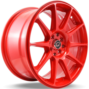 G-Line G0051 Red Wheels