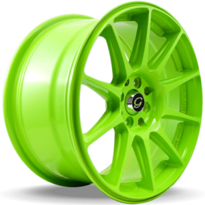 G-Line G0051 Green Wheels