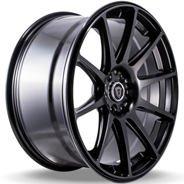 G-Line G0051 Satin Black Wheels
