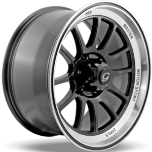 G-Line G0089 Gunmetal Wheels