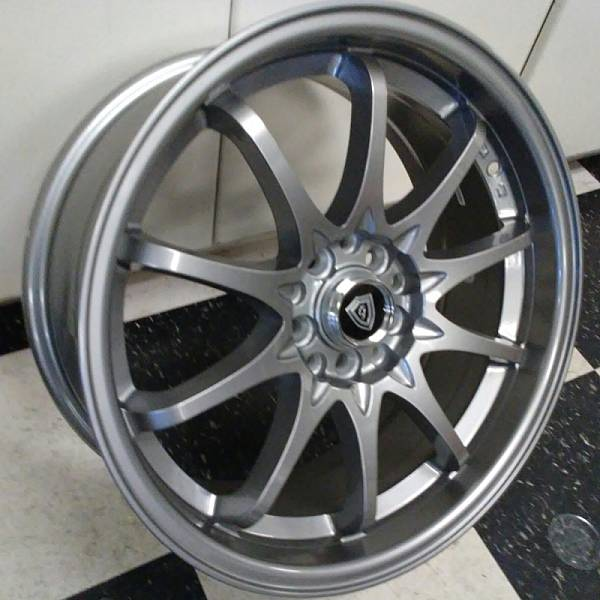 G-Line Wheels G1018 Gunmetal