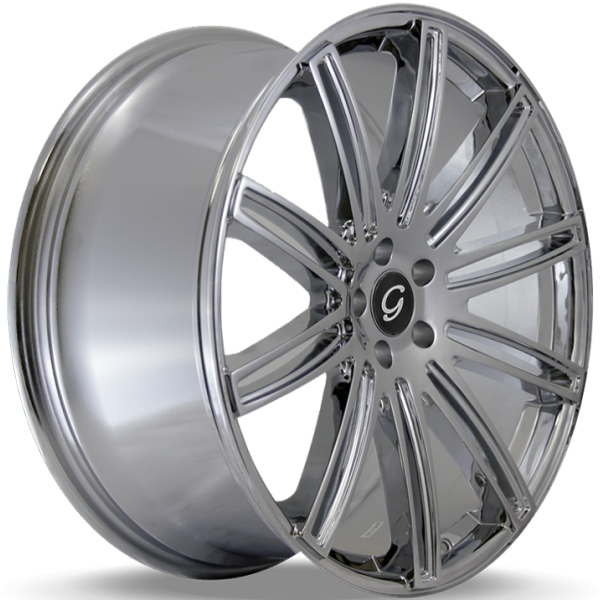 G-Line G1043 Chrome Wheels