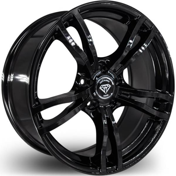 G-Line G5106 Gloss Black Wheels