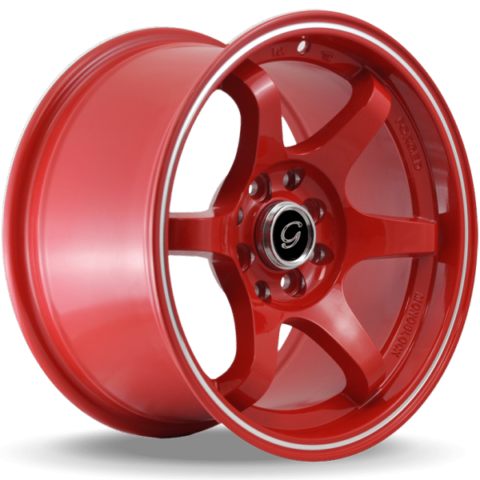 G-Line G6011 Red Wheels