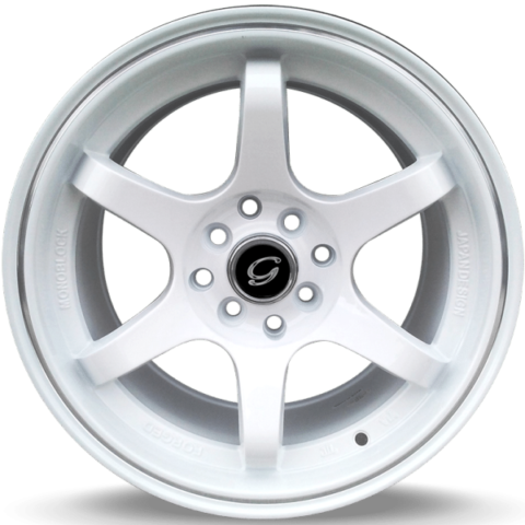 G-Line G6011 White Wheels