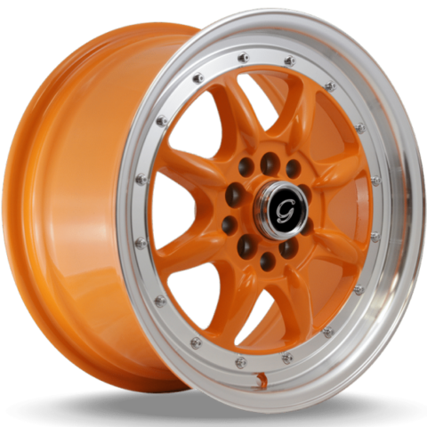 G-Line G8006 Orange with Machined Lip