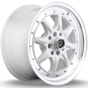 G-Line G8006 White with Machined Lip