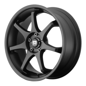 Motegi MR125 Satin Black Wheels