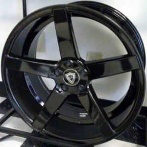 G-Line G5178 Gloss Black Wheels