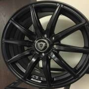 G-Line G0043 Black Wheels