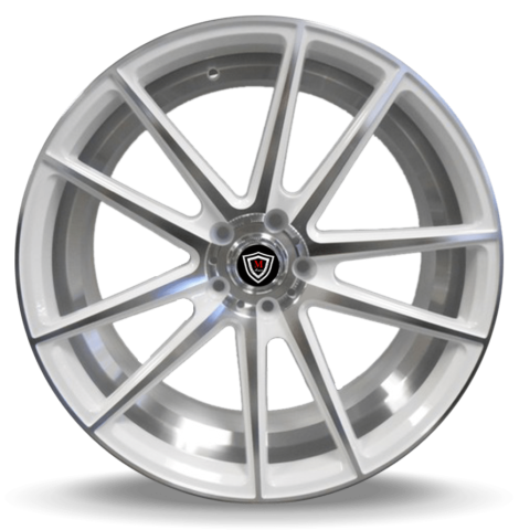 Marquee M3197 White Wheels