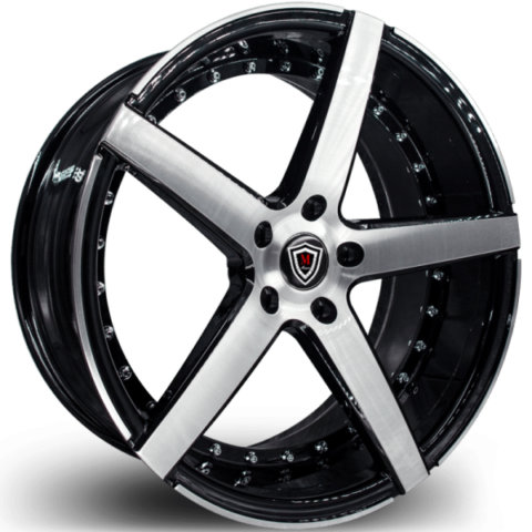 Marquee M3226 Machine Black Wheels