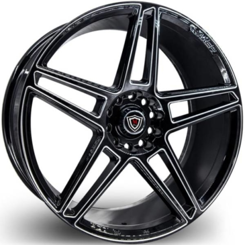 Marquee M3764 Black Milled