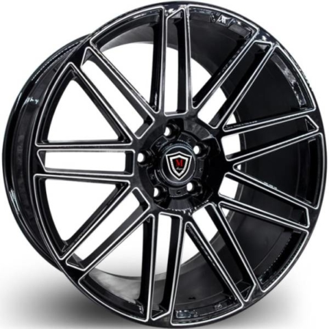 Marquee M3767 Black Milled