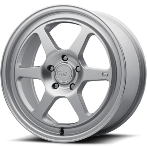 Motegi MR136 Hyper Silver Wheels