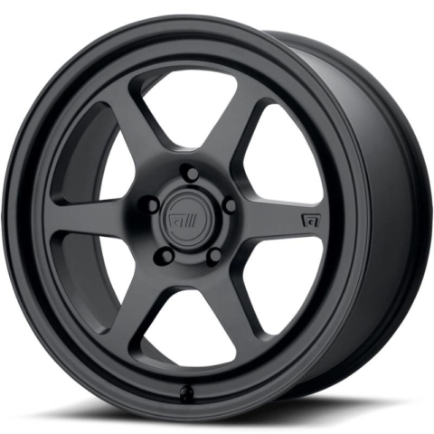 Motegi MR136 Satin Black Wheels