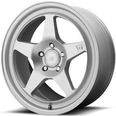 Motegi MR137 Hyper Silver Wheels