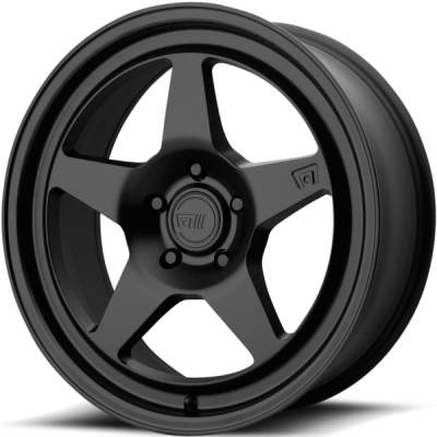 Motegi MR137 Satin Black Wheels